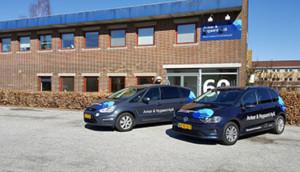 Anker & Nyggard biler og kontor